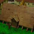Free 3D file The Longhouse, Earsling