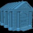 Télécharger fichier STL gratuit Le Mausolée du vieil oncle Nécromancien • Objet à imprimer en 3D, Earsling
