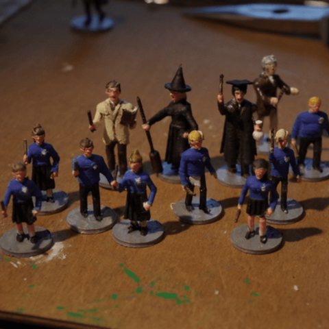 Free 3d printer designs Wizardy Schoolkids and Teachers, Earsling