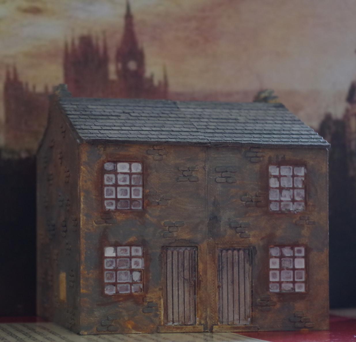 Capture d'écran 2017-06-30 à 09.34.53.png Download free STL file Ripper's London - Terraced houses • Model to 3D print, Earsling