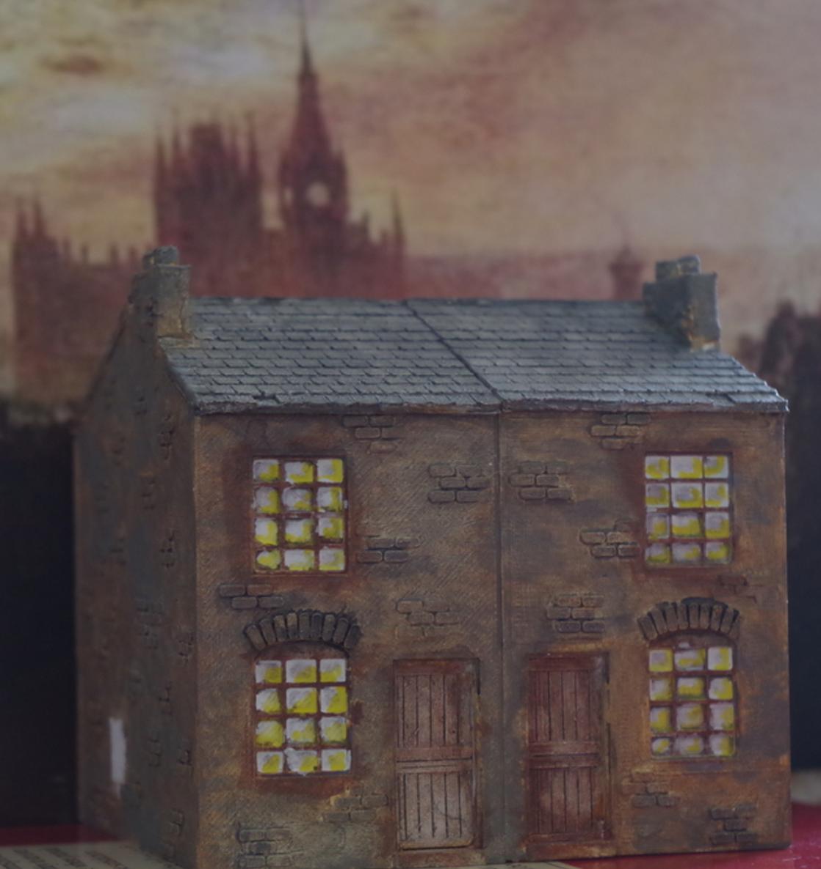 Capture d'écran 2017-06-30 à 09.35.06.png Download free STL file Ripper's London - Terraced houses • Model to 3D print, Earsling