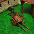 Free stl file Saxon Rustic Cart, Earsling