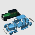 Free 3D printer model Da Gangster Getaway, Earsling