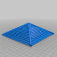 Download free 3D printing models French and Indian Wars - The Modular Fort, Earsling