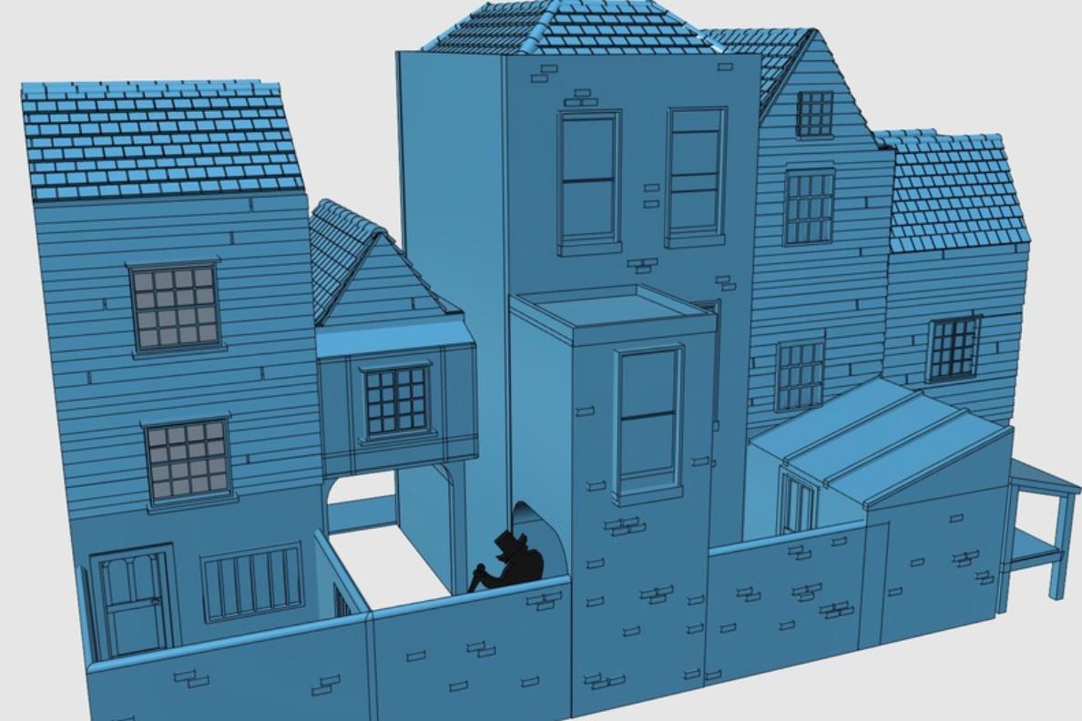 Capture d'écran 2018-01-15 à 11.01.31.png Télécharger fichier STL gratuit Ripper's London - Les boutiques Partie 1 - Smiths and Co • Plan pour impression 3D, Earsling