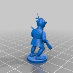 musk_gobbo1.png Download free STL file Backwoods Goblins • 3D print object, Earsling