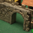 Download free 3D printing designs The Roman Archway, Earsling