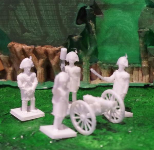 Capture d'écran 2018-03-19 à 16.01.39.png Download free STL file Napoleonics - Part 11 - Artillery • Template to 3D print, Earsling