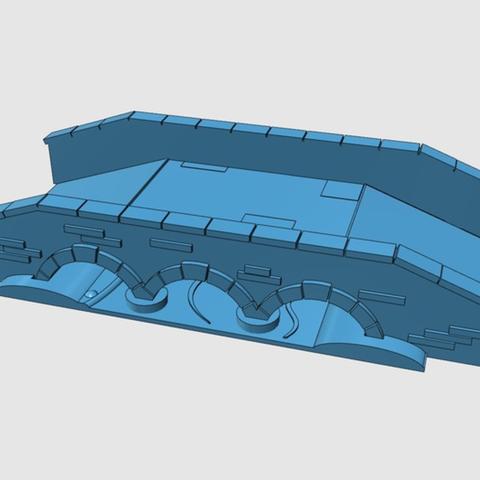 Capture d'écran 2017-06-30 à 11.46.23.png Download free STL file The Stone Bridge • 3D printable model, Earsling