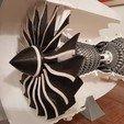 Descargar archivos STL Escala Turbofan Jet Engine - Versión de 3 carretes (como el real) SÓLO POR TIEMPO LIMITADO, Efren12