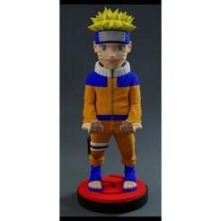 InstFitter_20201223_215436.jpg Download free STL file Naruto cellphone and joystick holder • 3D print model, RCM3D
