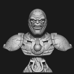 dark.jpg Télécharger fichier STL Le buste de Darkside • Design pour impression 3D, RCM3D