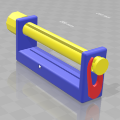 Download free 3D printing models Press-tube, Valelab3D