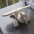 Download free STL file The Monoplane • 3D printable object, Valelab3D