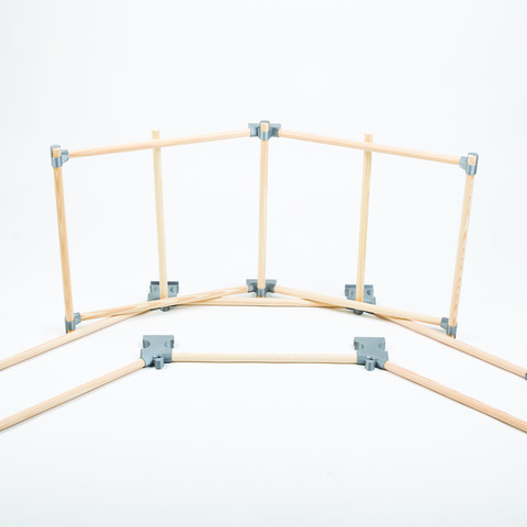 assembly step 2.jpg Download free STL file Hyphen Table • 3D print model, Hyphen
