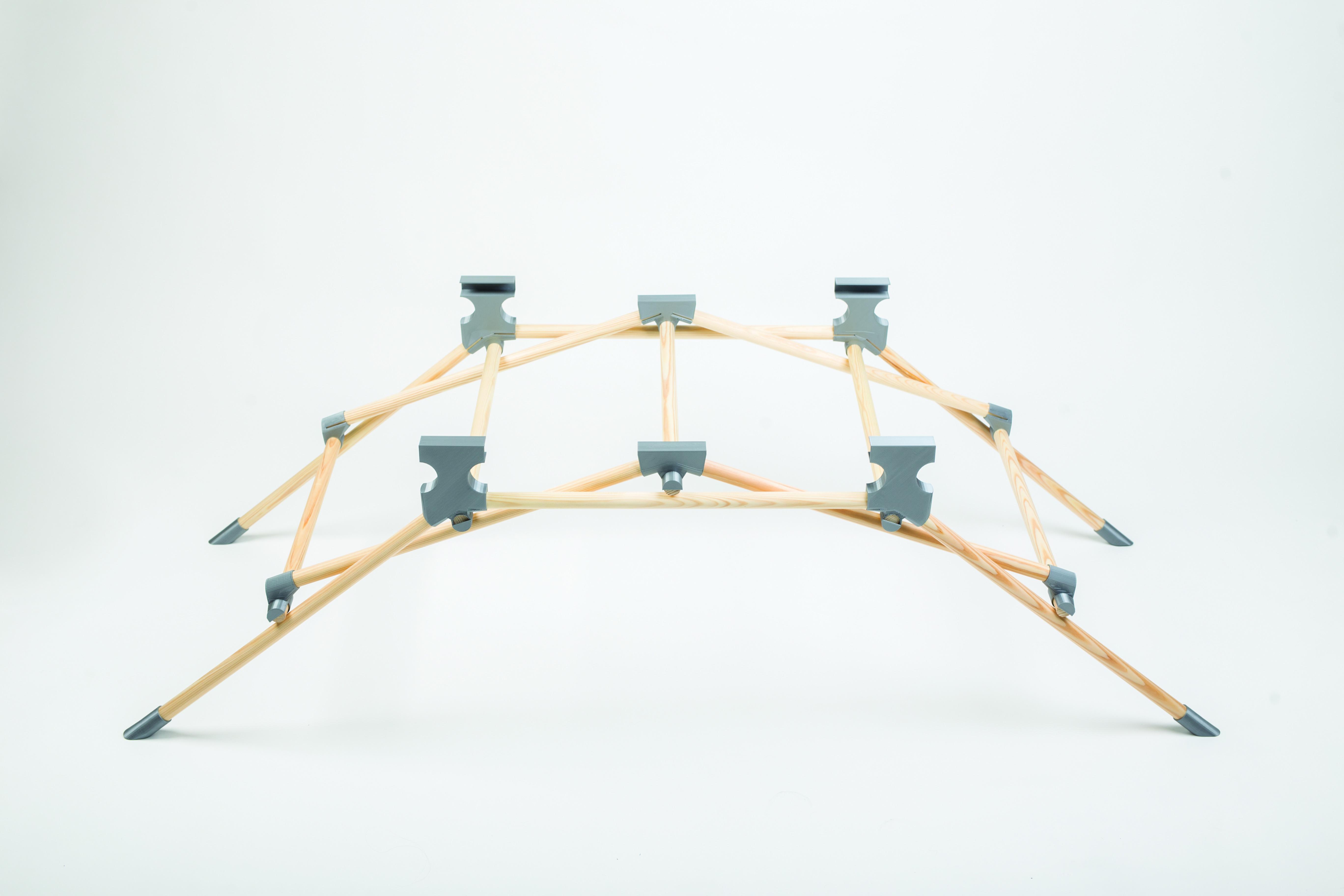 assembly step 4.jpg Download free STL file Hyphen Table • 3D print model, Hyphen