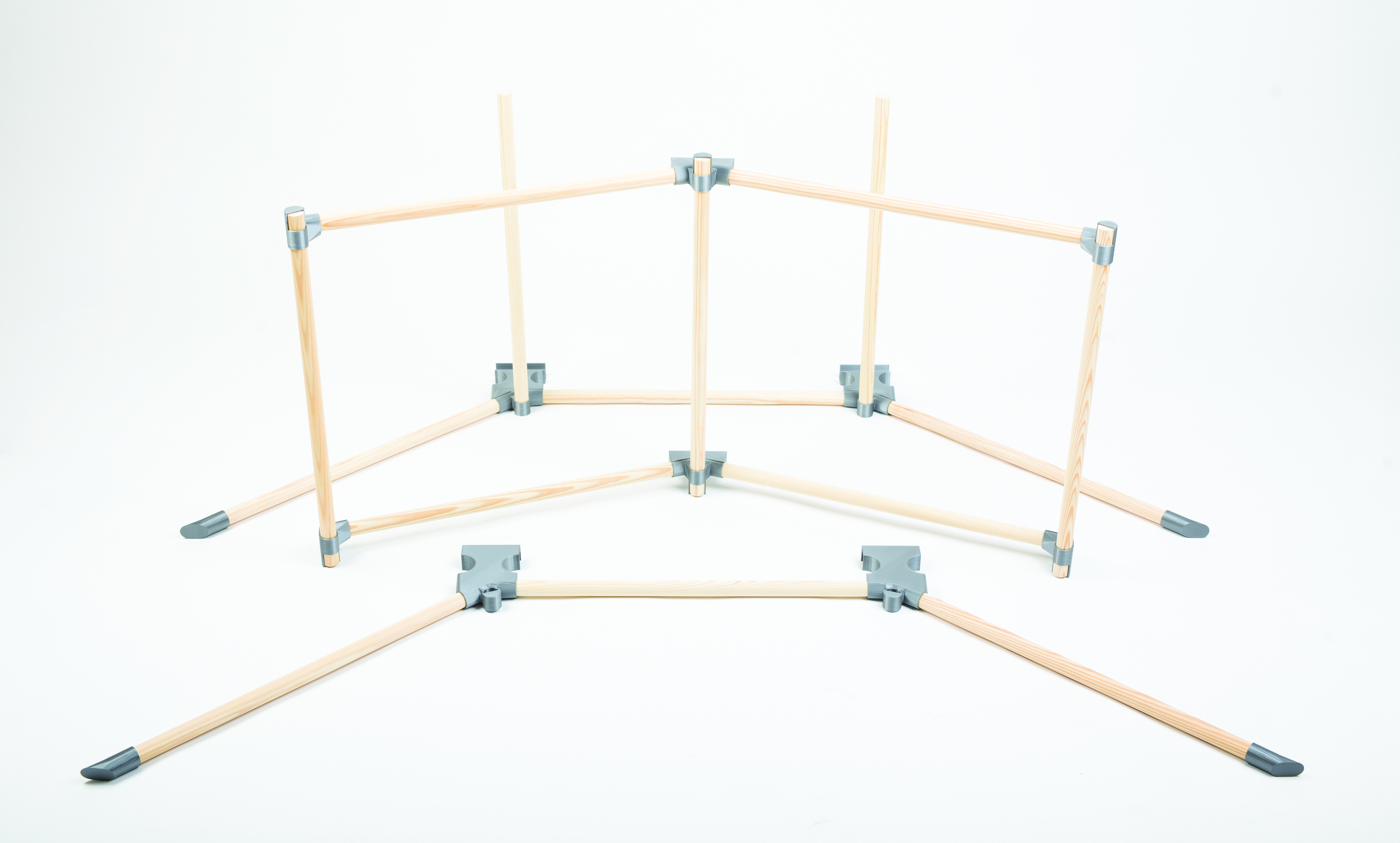 assembly step 1.jpg Download free STL file Hyphen Table • 3D print model, Hyphen