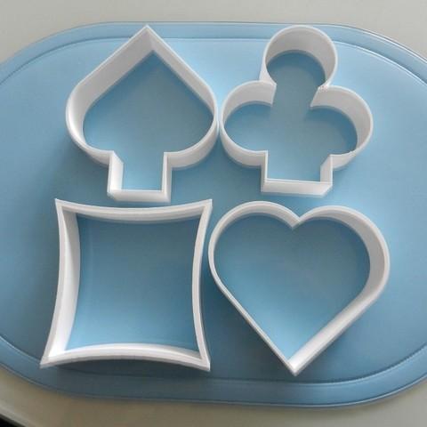 DSCN1111.JPG Download free OBJ file heart-tile-clover-pique • 3D printer object, nitrog