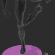 5.png Download STL file Juri figure • Model to 3D print, RubenCastanho