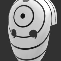 1.png Télécharger fichier STL masque de guerre obito • Objet pour impression 3D, RubenCastanho