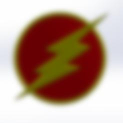 modelos 3d gratis logotipo de flash, Lys
