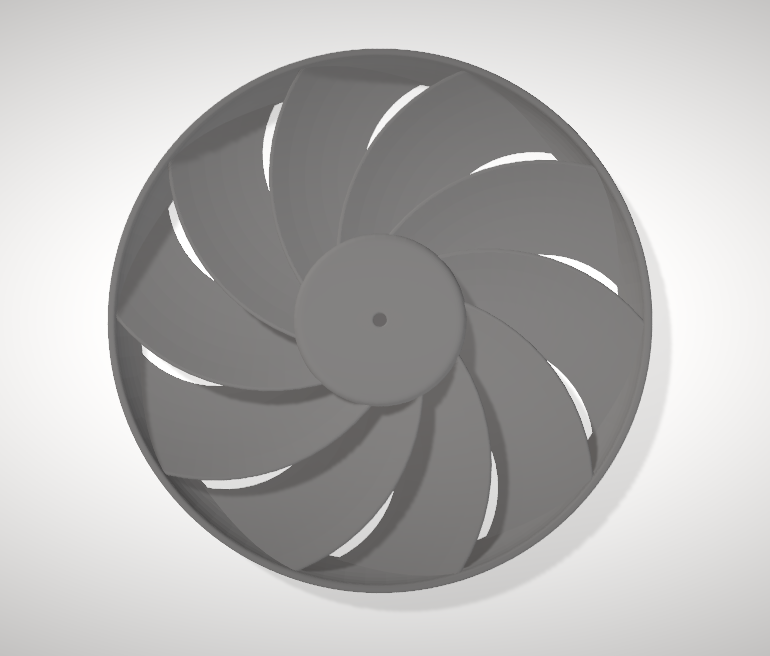 Capture.PNG Download free STL file Propeller axis 2mm • 3D printable object, Lys