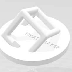 Capture.PNG Download free STL file Mascot STRATOMAKER • 3D printing template, Lys