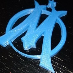 15181173083851442579432_large.jpg Download free STL file OM Logo • Design to 3D print, Lys