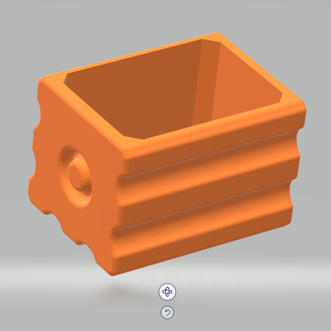 Impresiones 3D gratis Caja, Lys