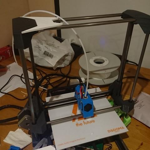 Download free 3D print files Improvement Dagoma DE200, Lys