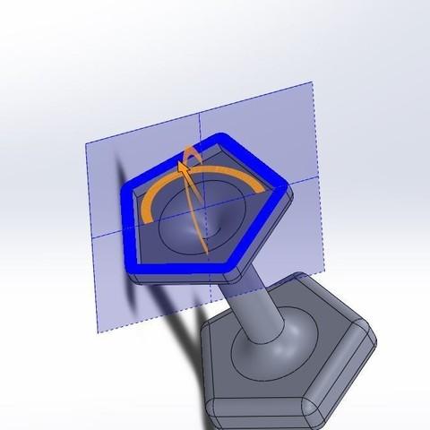 Capture1.JPG Download free STL file Sand dumbbell • 3D printer model, Lys