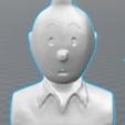 Télécharger modèle 3D gratuit Buste du meilleur héros, MisterDiD