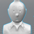 Free Best hero bust 3D model, MisterDiD