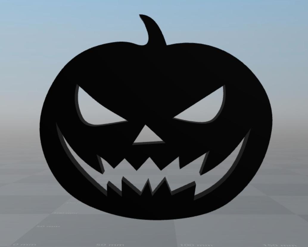 Capture d'écran 2017-09-29 à 14.17.19.png Download free OBJ file Halloween Pumpin • 3D printing template, MisterDiD