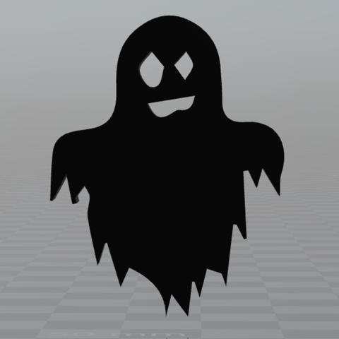 Free Ghost Magnet 3 3D model, MisterDiD