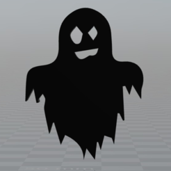 Free 3D printer files Ghost Magnet 3, MisterDiD