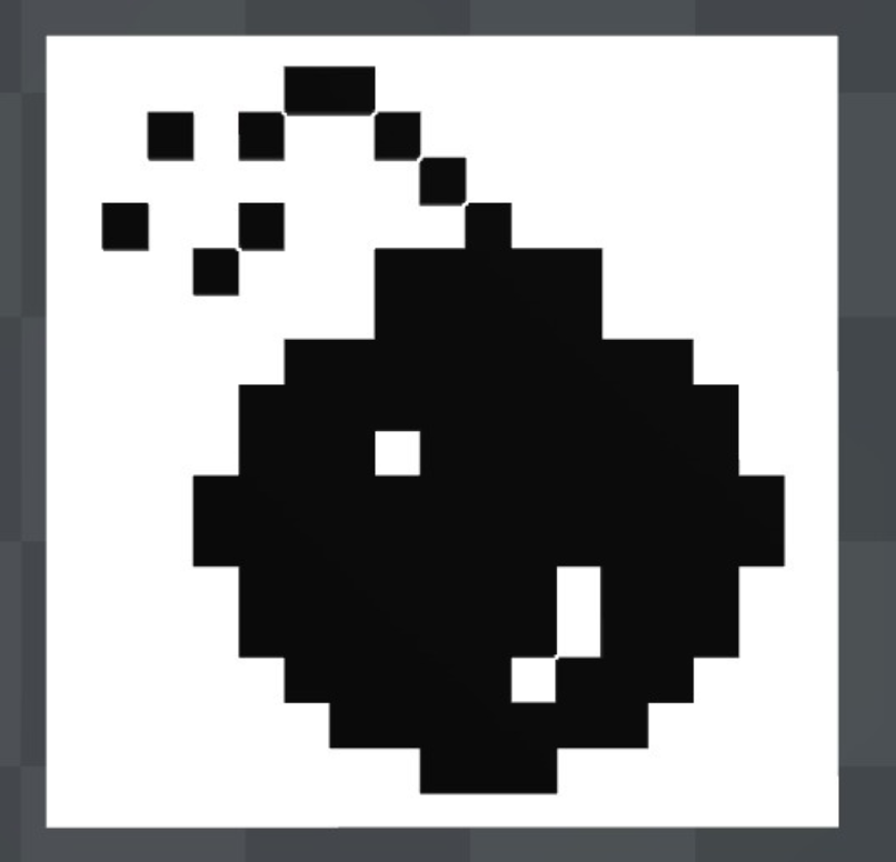 Capture d'écran 2017-10-16 à 14.39.23.png Download free OBJ file Atari St Bomb crash icon magnet • 3D print template, MisterDiD