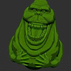 face.JPG Télécharger fichier STL gratuit S.O.S. Fantômes • Design pour impression 3D, MisterDiD