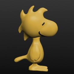 Télécharger objet 3D gratuit woodstock, MisterDiD