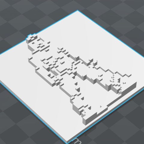 Capture d'écran 2017-09-29 à 10.58.02.png Download free STL file Barbarian sprite • 3D printable template, MisterDiD