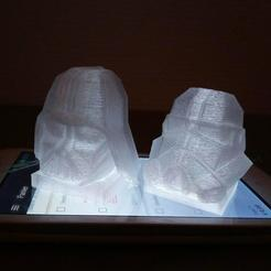 Download 3D printer templates bust star wars, ErwinVa