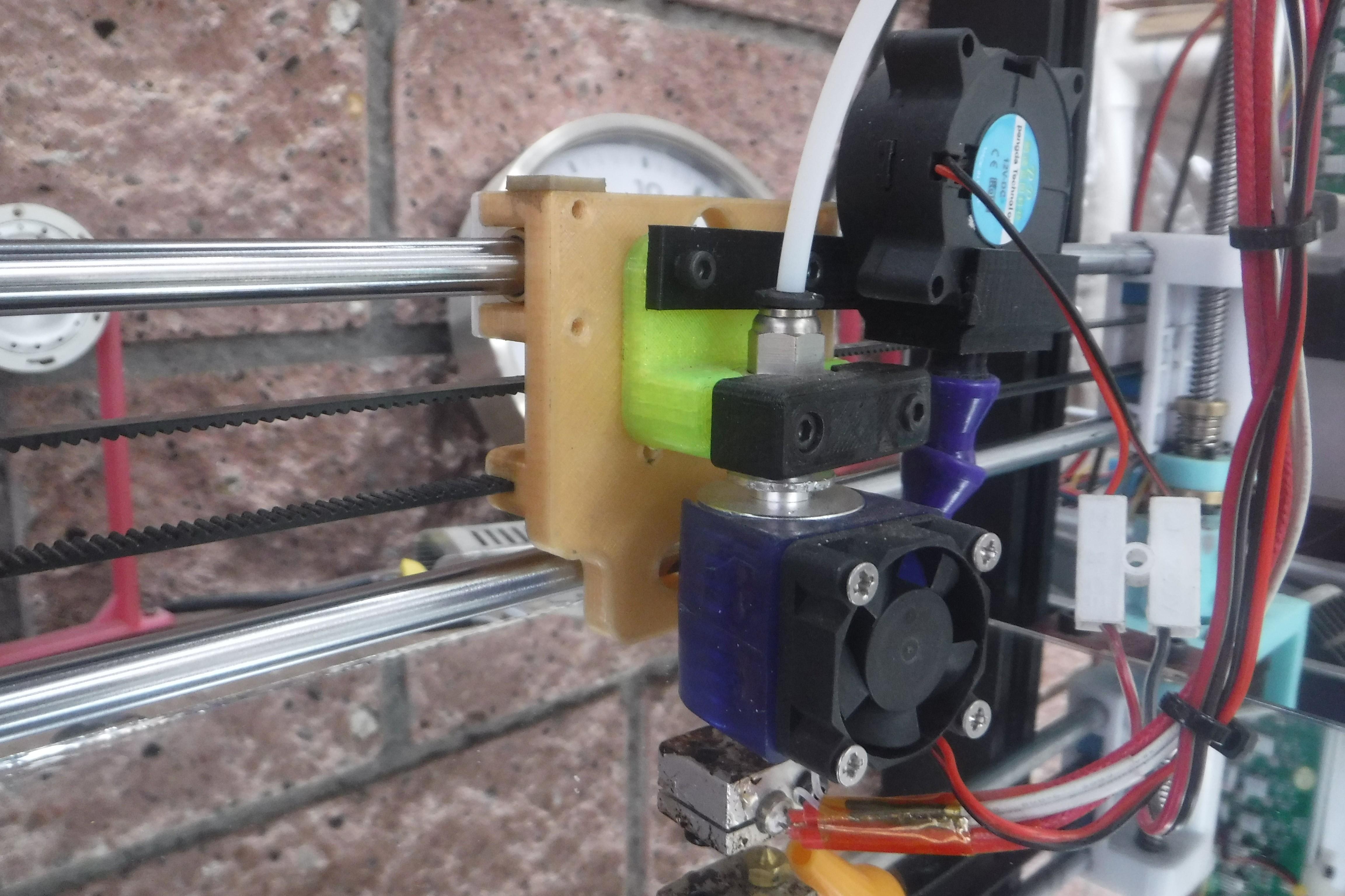 DSCF7575.JPG Download STL file hotend backplate for Anet A8 • 3D print design, jasso