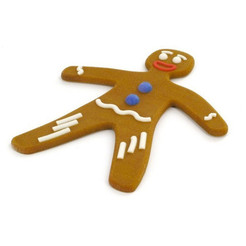 Télécharger STL gratuit Gingerbread man, CreativeTools