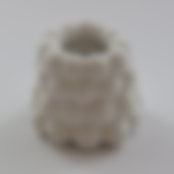Free Snowball lantern 3D printer file, CreativeTools