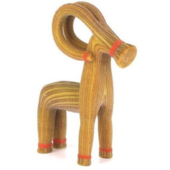 Download free 3D print files Yule goat, CreativeTools