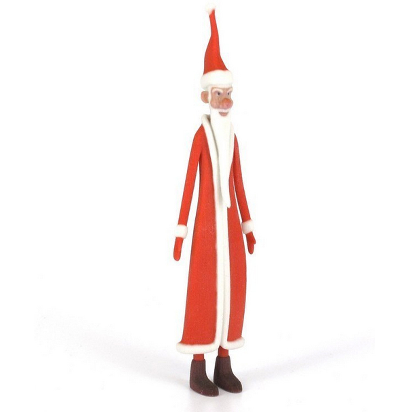 1.jpg Download free STL file Slim Santa Claus • 3D printer object, CreativeTools