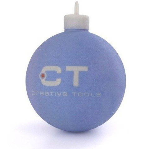 Archivos STL gratis Xmas tree bauble, CreativeTools