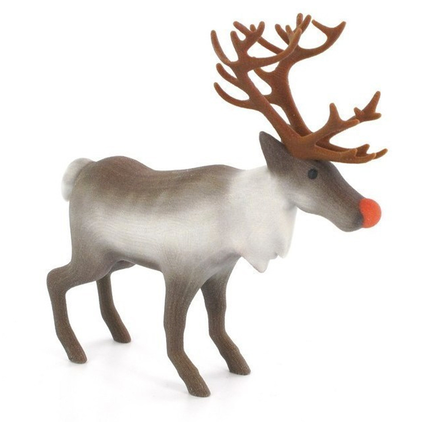 1.jpg Download free STL file Reindeer • Template to 3D print, CreativeTools