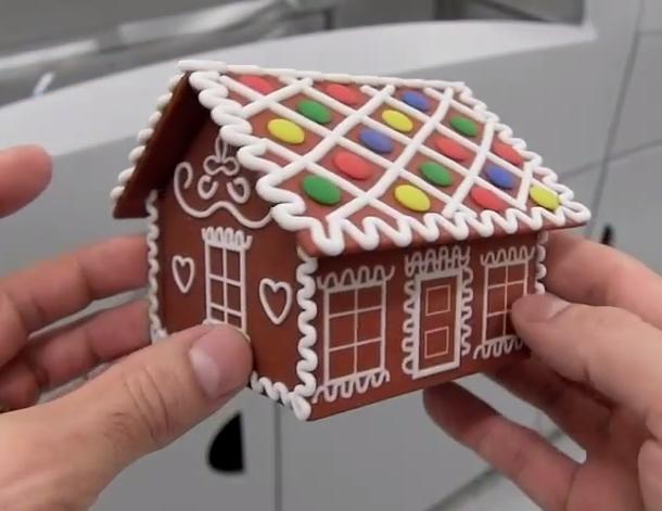 3.png Télécharger fichier STL gratuit Gingerbread house • Objet imprimable en 3D, CreativeTools