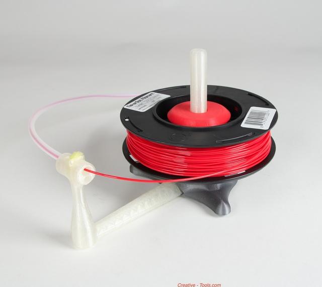 7.png Télécharger fichier STL gratuit Universal stand-alone filament spool holder (Fully 3D-printable) • Objet pour impression 3D, CreativeTools